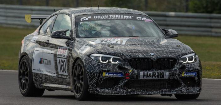 BMW M Motorsport's entry-level customer racer passes first endurance test