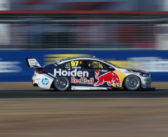 Supercars develops in-car warning system