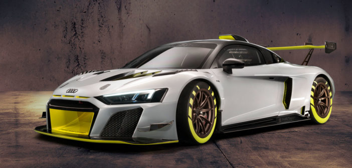 Audi R8 LMS GT2 makes US debut