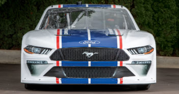 Ford details 2020 NASCAR Xfinity Series Mustang