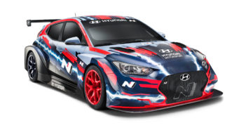 Hyundai becomes second brand in Electric Touring Car series