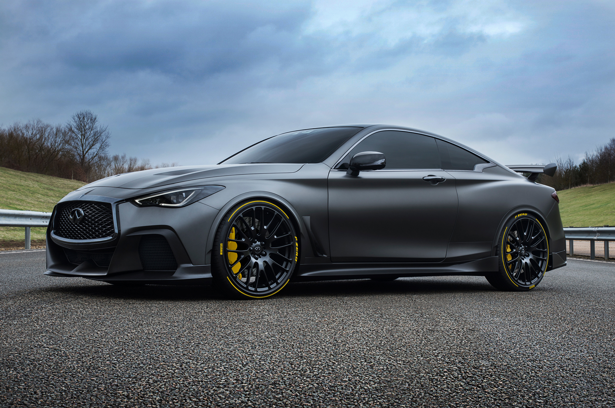 Renault F1 and Infiniti conclude Project Black S development