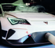 Cupra e-Racer makes track debut in Barcelona