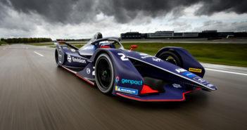 Envision Virgin Racing introduces Formula E season six challenger