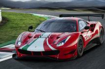 Ferrari unveils 2020 488 GT3 Evo