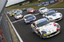 Ginetta signs three-year extension to partnership with TOCA