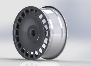 Irmler Magnesium wheel classic