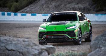 Lamborghini Squadra Corse Urus ST-X makes circuit debut