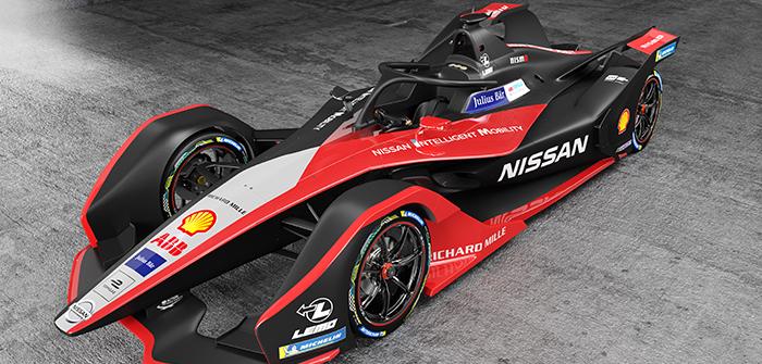 Nissan Motorsport unveils season six Formula E challenger