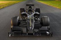 Rodin Cars stellt neuen Einsitzer-Rennwagen vor