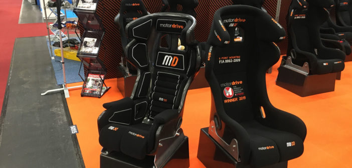 PMW Expo live: Customizable seat debuted