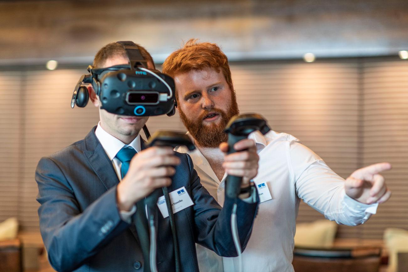 Ricardo VR transmission PMW Expo
