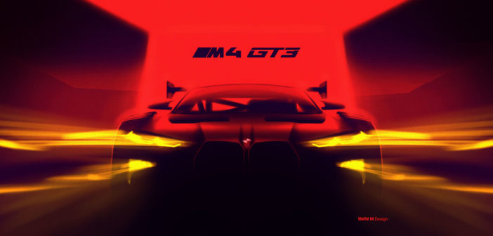 BMW M Motorsport develops next-generation M4 GT3