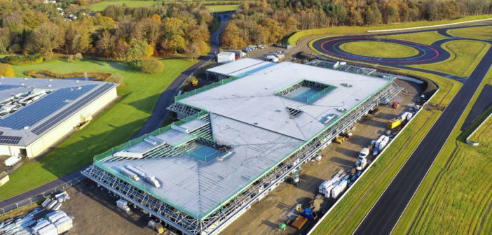 M-Sport reveals expected Evaluation Centre development completion date
