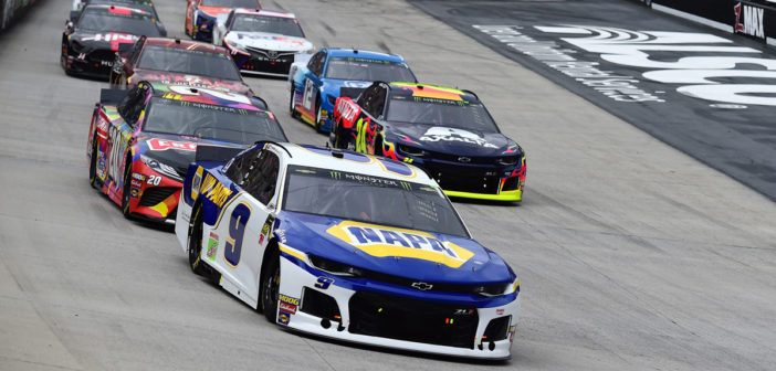NASCAR acts to improve short-track racing