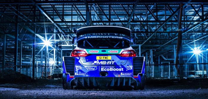M-Sport and Sparco extend partnership agreement