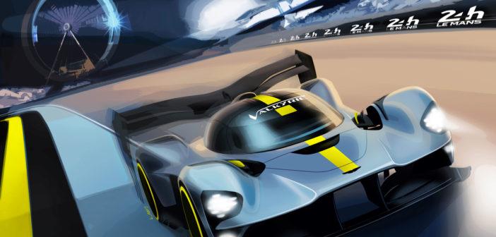 Aston Martin postpones WEC Hypercar development
