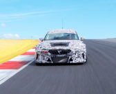 Cupra tests Leon Competition at Portimao