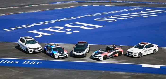Formula E extends vehicle partnership with BMW