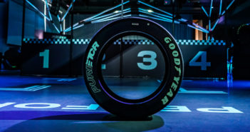 Goodyear named Pure ETCR tire supplier