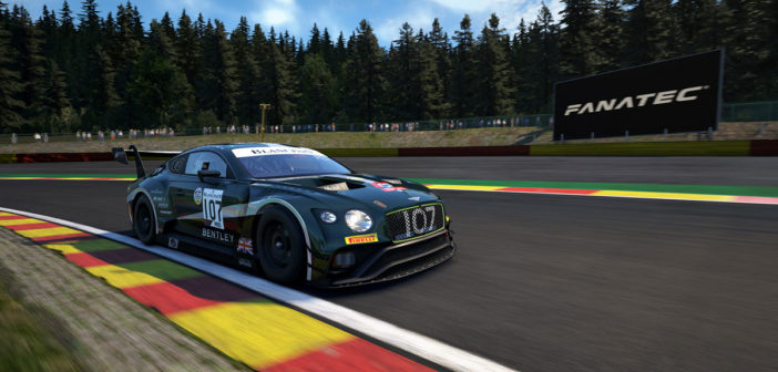 Bentley Motorsport to enter SRO e-sports GT Series