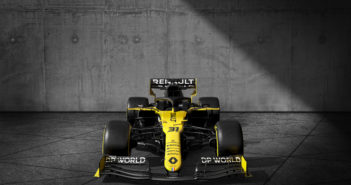 DP World ernennt Renault F1 zum Logistikpartner