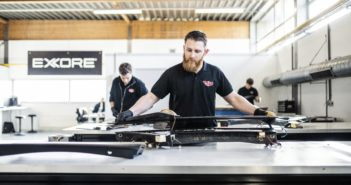 Donkervoort develops new carbon-fiber manufacturing process