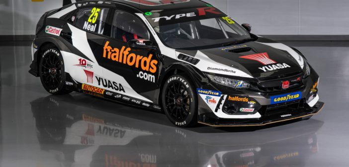 Halfords Yuasa Racing unveils new livery for 2020 BTCC