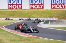 Liqui Moly signs three-year contract with Formula 1