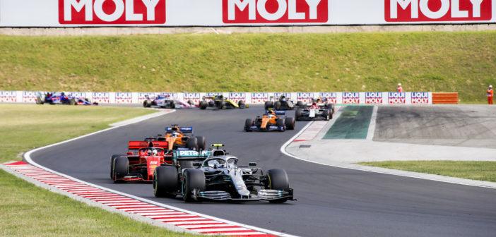 Liqui Moly schließt Dreijahresvertrag mit Formel 1 ab