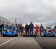 VR Motorsport testet im Vorfeld der Britcar Endurance 2020 drei Wagen