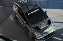 M-Sport introduces new Ford Fiesta Rally4