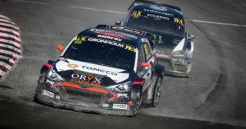 Neue Nürburgring-Strecke für World Rallycross präsentiert