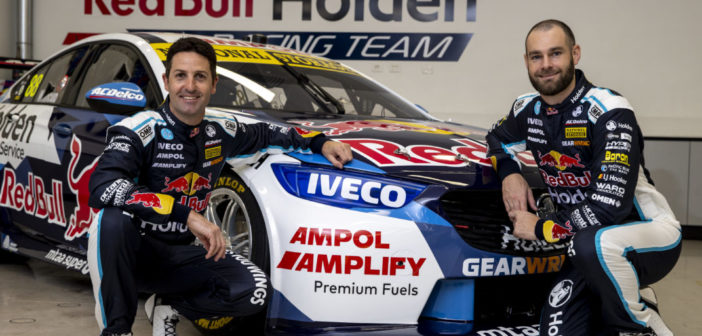 Ampol returns to Australian motorsport after 25 years