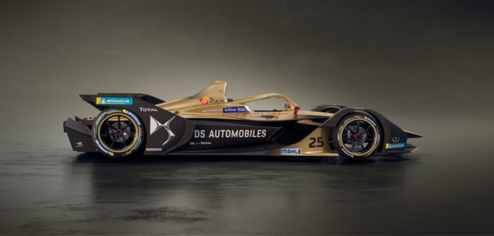 Mahle partners with Formula E champions DS Techeetah
