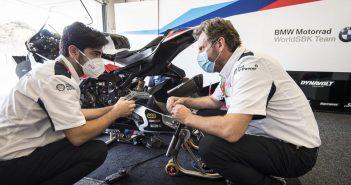 BMW deploys additive manufacturing trackside