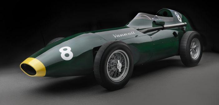 Historic Vanwall GP cars to be reborn