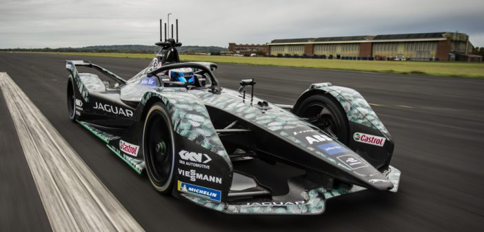 Jaguar Formula E renews technical partnership