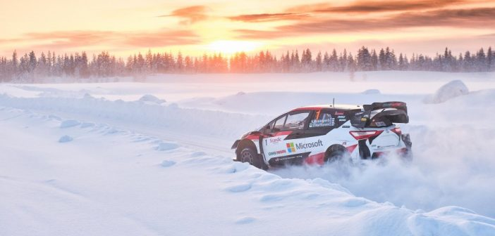 WRC second round to take place in Rovaniemi, Finland