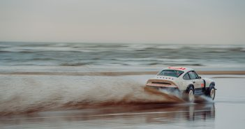 Singer goes off-road racing with its All-terrain Competition Study 911