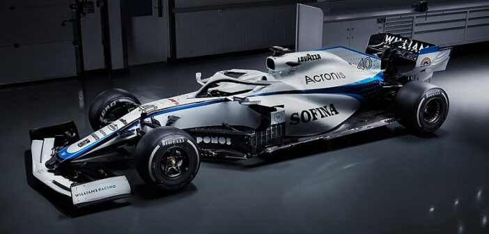 Williams Racing extends technical partnership with Acronis