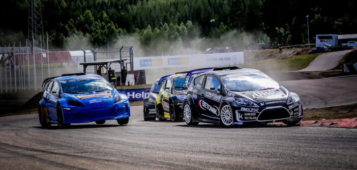 RallyX Nordic grid to run 100% biofuel for 2021