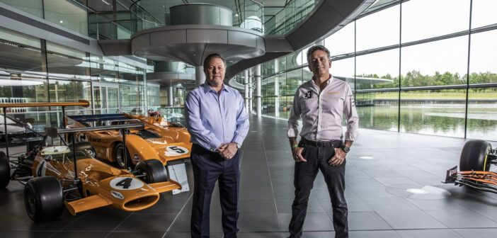 McLaren to field Extreme E team from 2022