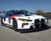 BMW's M4 GT3 breaks cover
