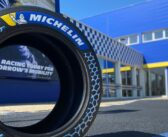 Michelin releases details of track tire with 46% sustainable content