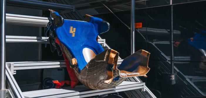 McLaren goes racing with Bcomp natural composites