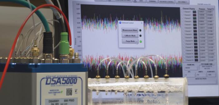 Digital pressure scanner opens new possibilities for aerodynamic testing
