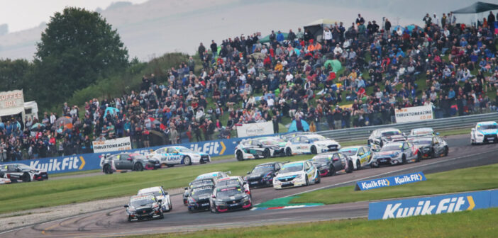 BTCC to introduce more sustainable fuel next year